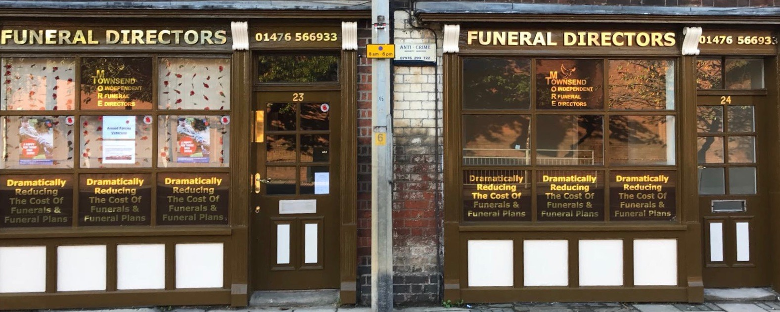 Townsend Moore Funeral Directors